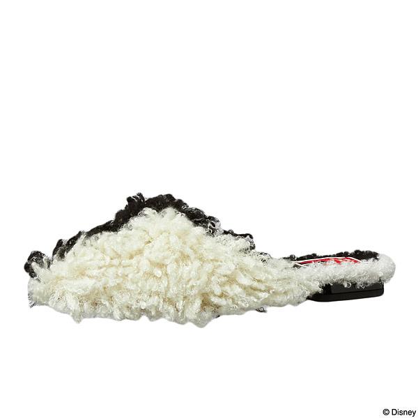 自然・平底鞋